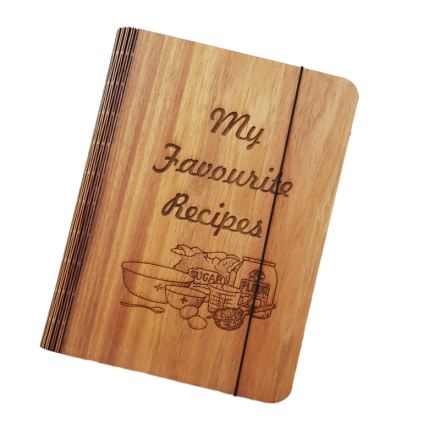 Blackwood Recipe Book Cover