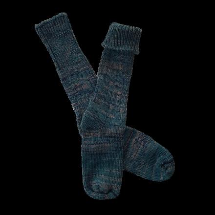 Pure Wool Socks - Camouflage