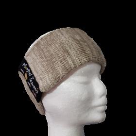 Pure Wool Headwarmer - Oatmeal
