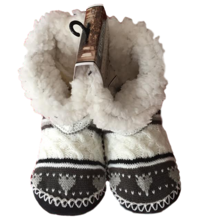 Mountain Moccasin Slippers