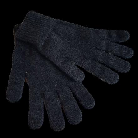 Possum Silk Grey Gloves