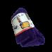 Pure Wool Socks - Purple