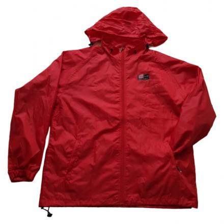Rain Jacket in a Packet - LARGE