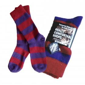 Possum Fur & Merino Wool Socks