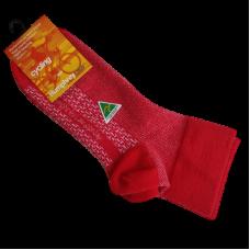 Australian Made Cycling Socks - Red