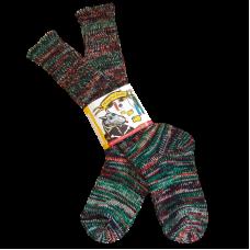 Pure Wool Socks - Mistletoe