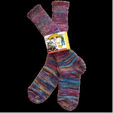 Pure Merino Wool Socks - Multi Pinks
