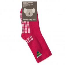 Children's Health Sock - Red