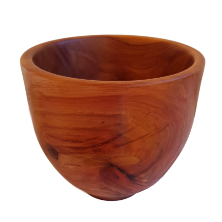 Tasmanian Acacia Wooden Bowl