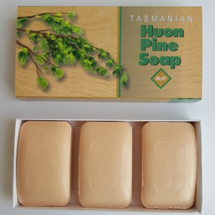Huon Pine Soap Pack