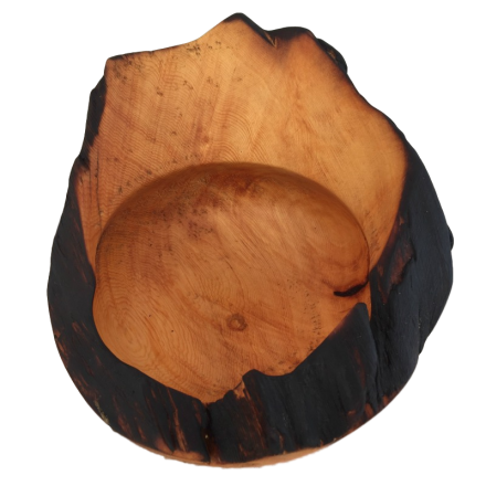 Huon Pine Natural Edge Bowl