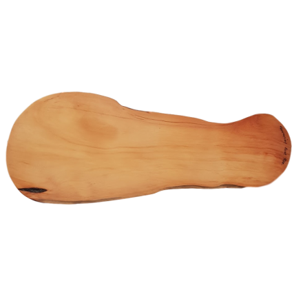 Rustic Huon Pine Serving Board