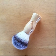 Shaving Brush - Huon Pine Handle