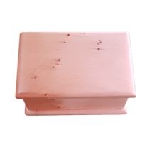 Small Huon Pine Lidded Box