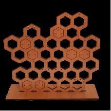 Honeycomb Earring Holder