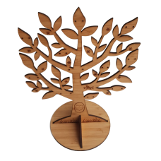 Jewellery Tree Hanger - Bamboo
