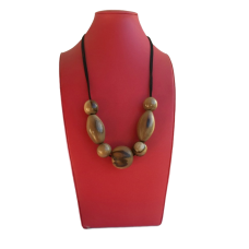 Tasmanian Blackheart Sassafras Necklace