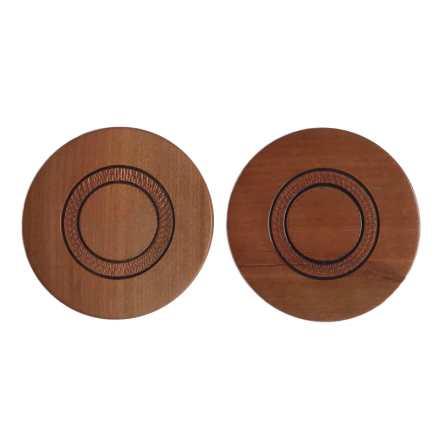 Myrtle Coasters - Set 2