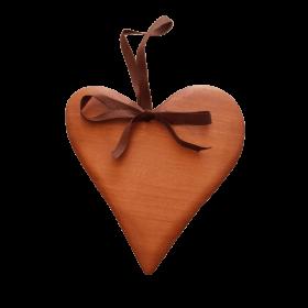 Tasmanian Myrtle Heart