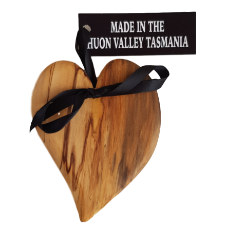Hand Crafted Heart - Blackheart Sassafras