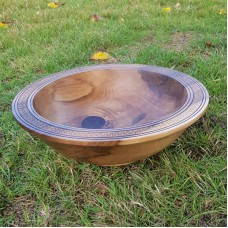 Sassafras Decorative Edge Bowl