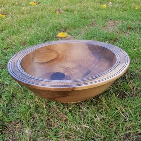 Sassafras Decorative Edge Bowl