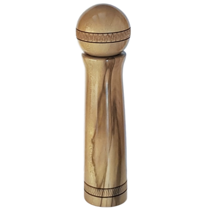 Large Sassafras Pepper Mill - Ceramic Insert